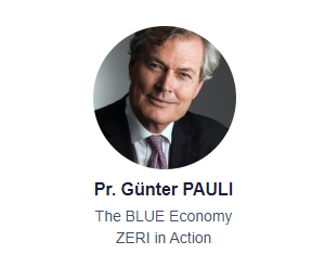 Pr. Günter PAULI - The BLUE Economy ZERI in Action